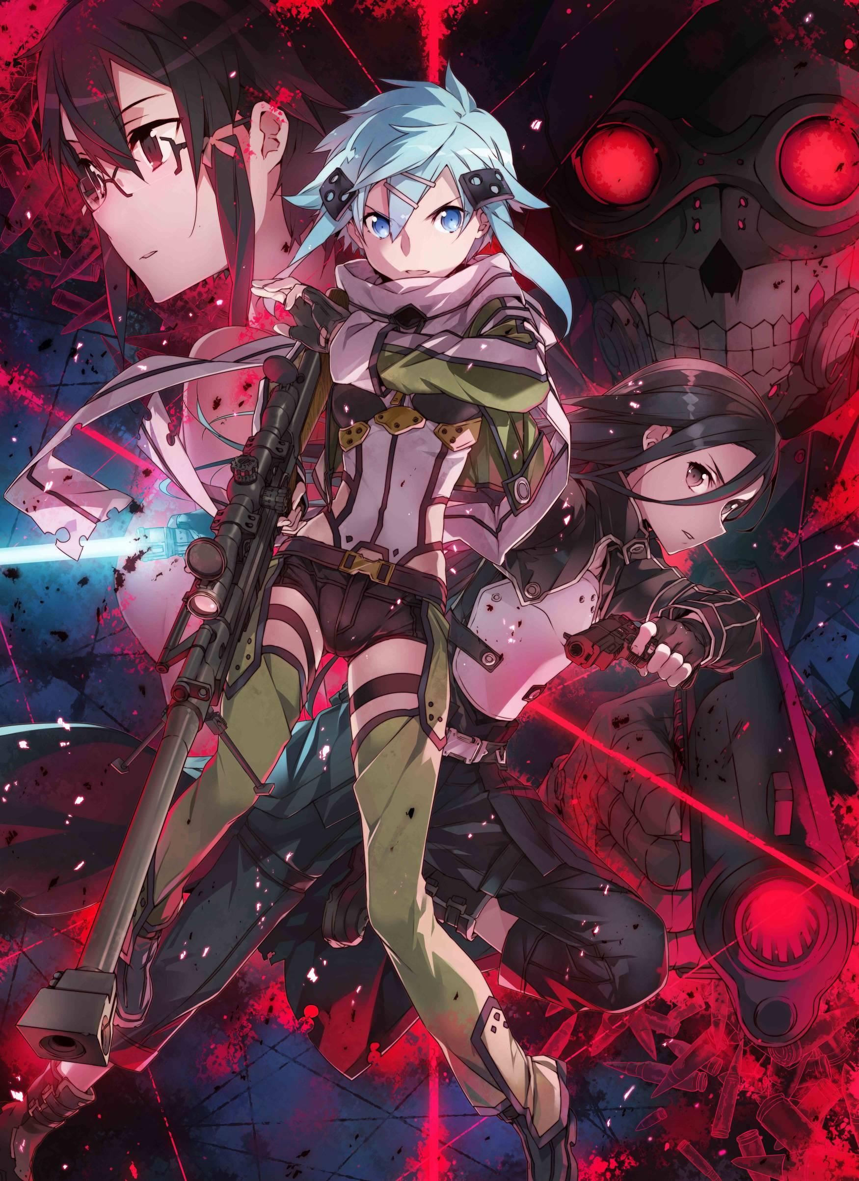 Sword Art Online II, Sword Art Online II, sword-art-online-ii